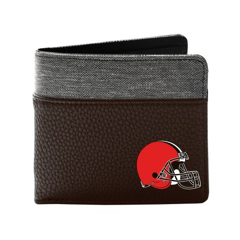 NFL Cleveland Browns Pebble BiFold Wallet - image 1 of 1