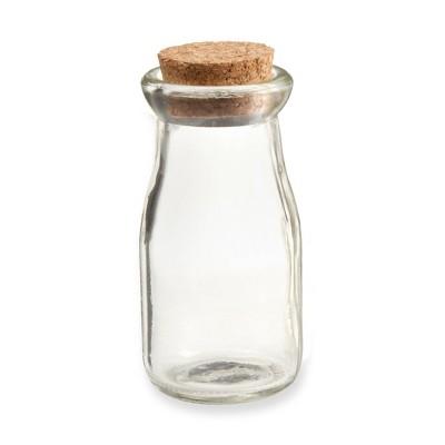 12ct Vintage Milk Favor Jar