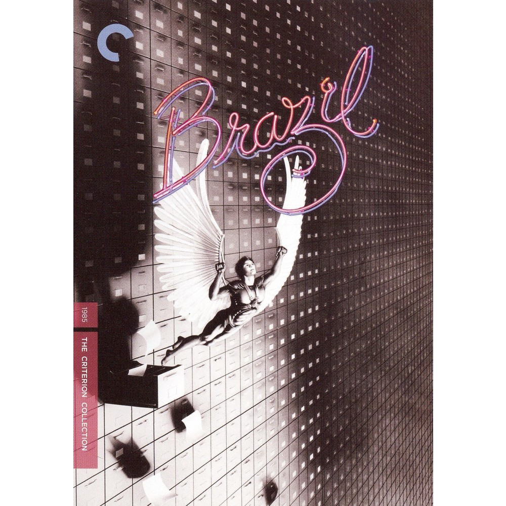 The Brazil Criterion Collection Dvd