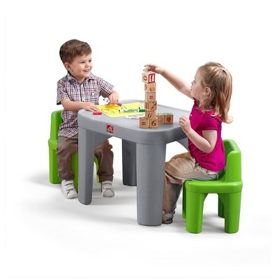 Step2 Mighty My Size Table & Chair Set