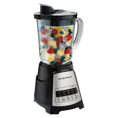 Hamilton Beach Power Elite Multi-Function 40oz Blender - Stainless 58148