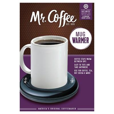 Mug Warmer, Black, MWBlack