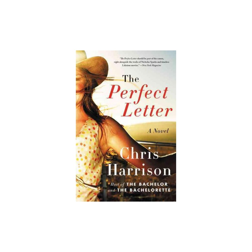 The Perfect Letter (Reprint) (Paperback) by Chris Harrison