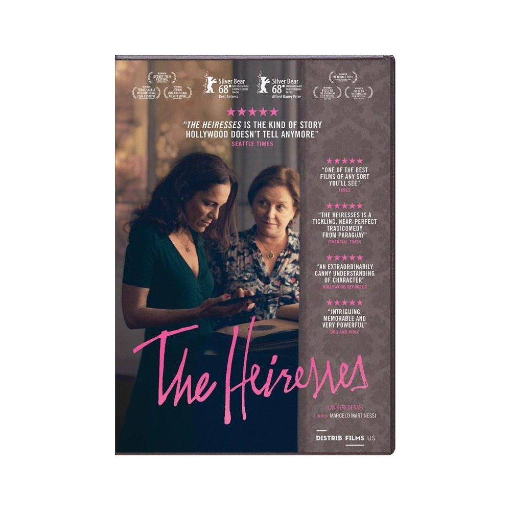 The Heiresses Dvd