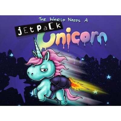 World Needs a Jet Pack Unicorn Board Game