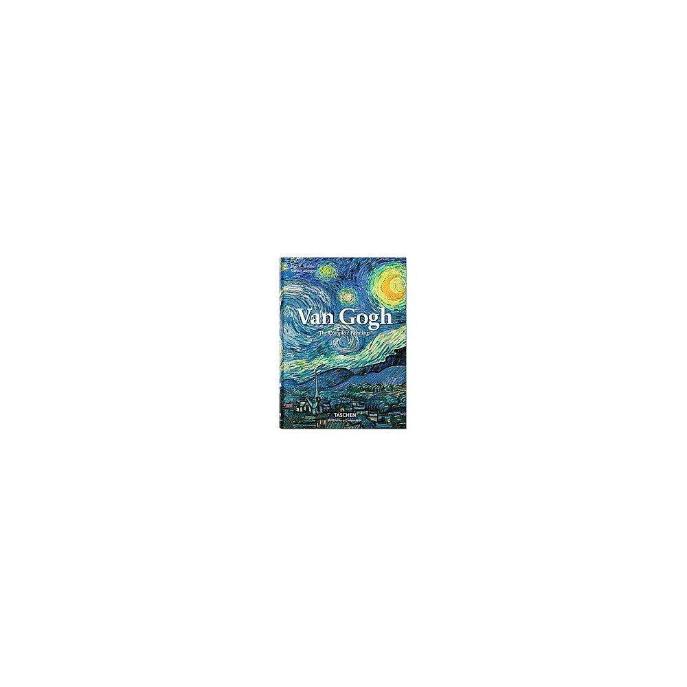 Vincent Van Gogh : The Complete Paintings (Hardcover) (Ingo F. Walther & Rainer Metzger)