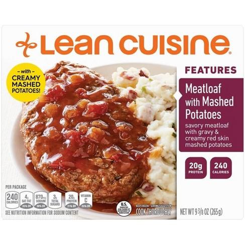 Lean Cuisine Frozen Meatloaf - 9.375oz - image 1 of 4