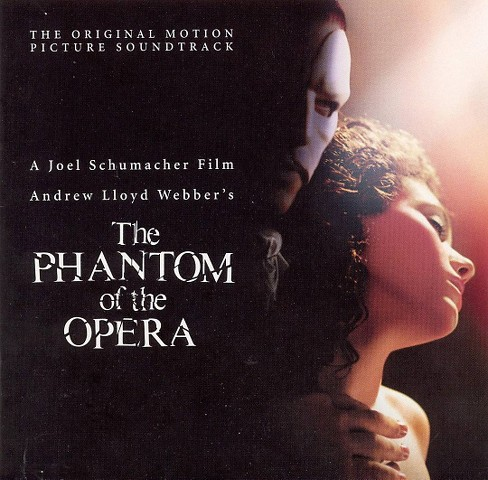 Original Motion Picture Soundtrack - The Phantom of the Opera (CD) - image 1 of 1