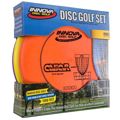 Innova Disc Golf DX 3-Disc Set - image 1 of 1