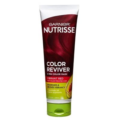 Garnier Nutrisse Color Reviver 5 Minute Nourishing Color Mask - 4.2 fl oz