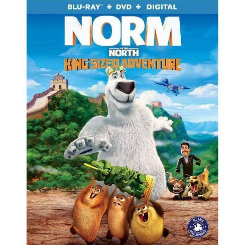 Norm of the North: King Sized Adventure (Blu-ray) - image 1 of 1
