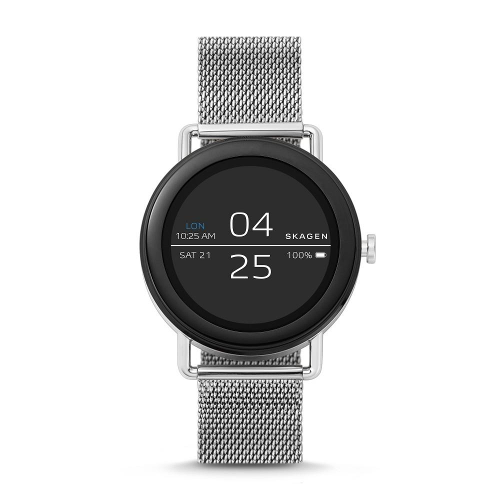 Skagen Smartwatch - Falster 41mm Steel Mesh, Size: 34mm