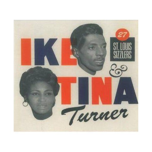 Ike  IkeTurner Turner - 27 St. Louis Sizzlers27 St. Louis Sizzlers (CD) - image 1 of 1