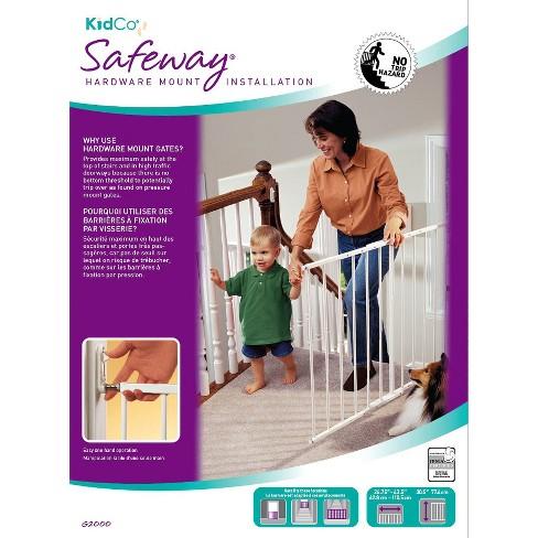 Kidco Safeway Wall Mounted Baby Gate Target