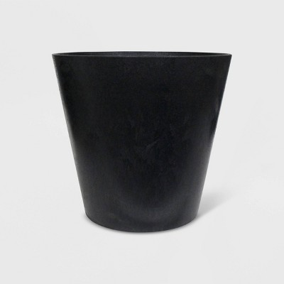 6  Recycled Planter Black - Smith & Hawken™