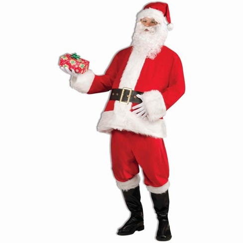 Santa Claus Adult Costume - image 1 of 1