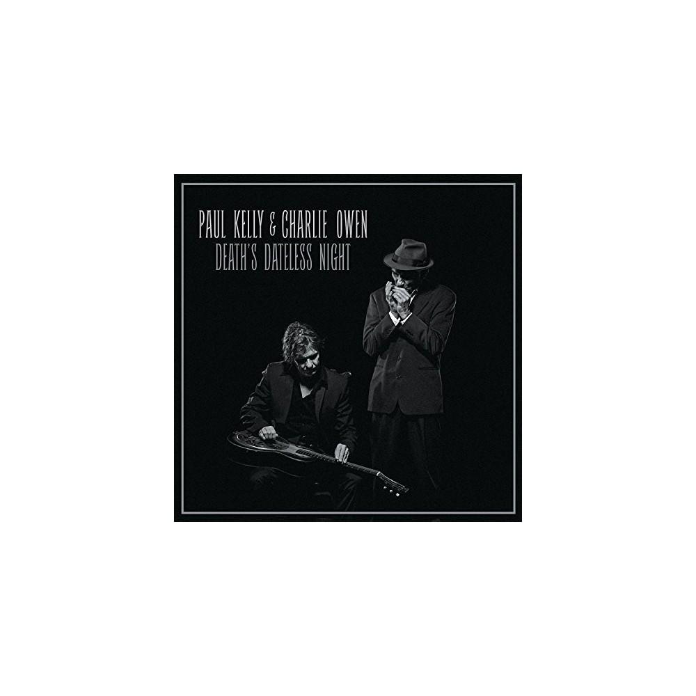 Paul Kelly - Deaths Dateless Night (Vinyl)