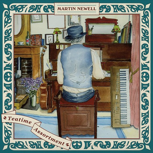 Martin newell - Teatime asortment (CD) - image 1 of 1