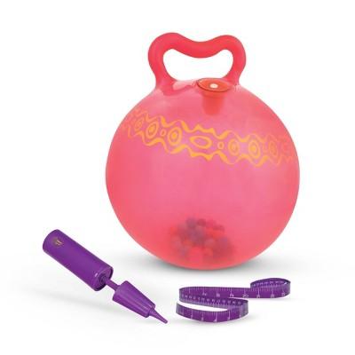 B. toys Hop n' Glow Hopper Ball - Red