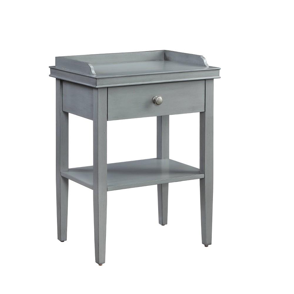 Benson Table Gray - Powell Company