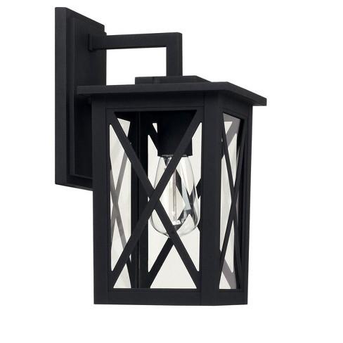 "Capital Lighting 926611 Avondale Single Light 14"" Tall Outdoor Lantern Wall Sconce - image 1 of 1"