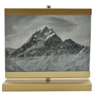5  x 7  Spinner Aluminium Frame Gold - Threshold™