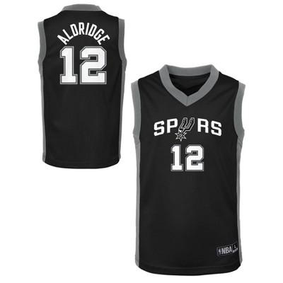 NBA San Antonio Spurs Toddler Boys' LaMarcus Aldridge Jersey