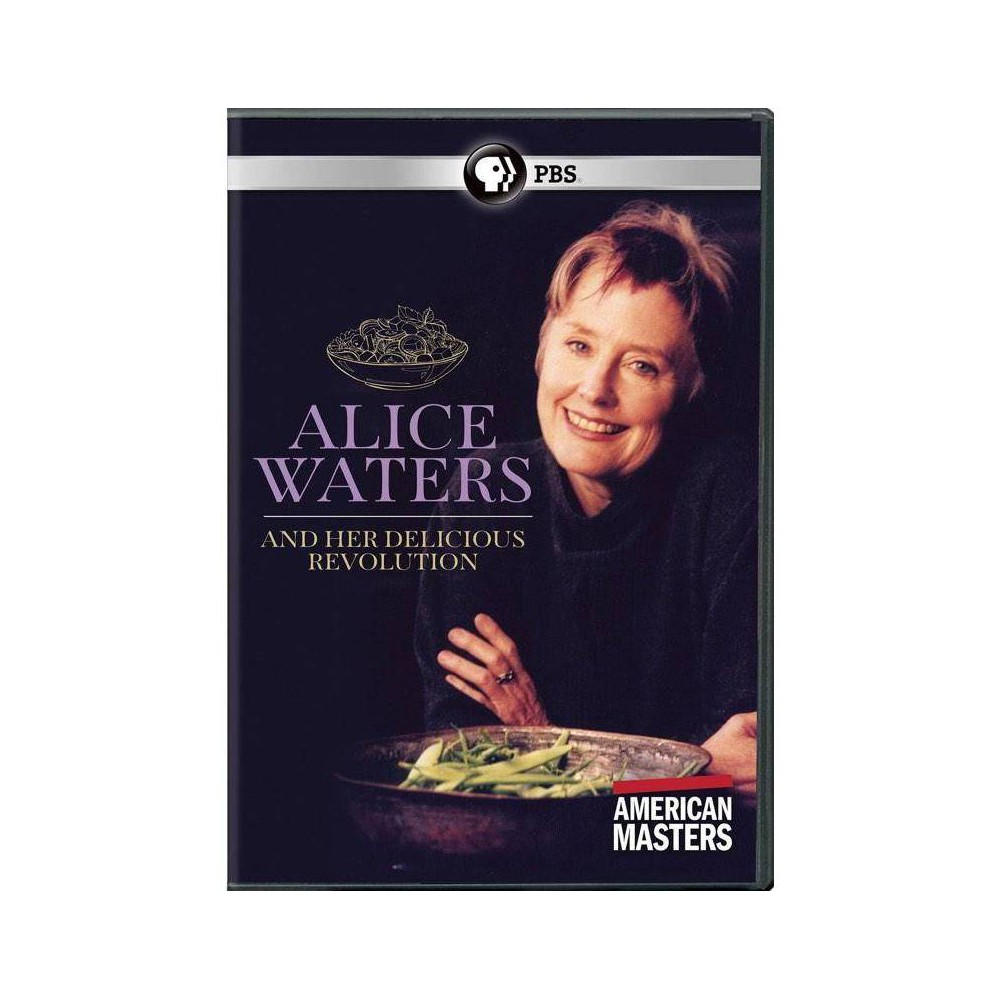 American Masters Alice Waters Her Delicious Revolution Dvd