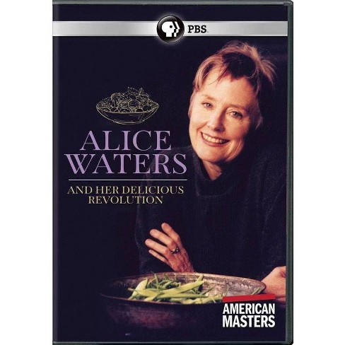 American Masters: Alice Waters & Her Delicious Revolution (DVD) - image 1 of 1