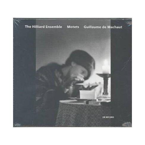 Hilliard Ensemble - Machaut: Motets (CD) - image 1 of 1