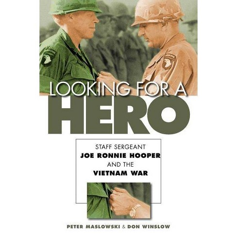 Looking for a Hero - by  Peter Maslowski & Don Winslow (Paperback) - image 1 of 1