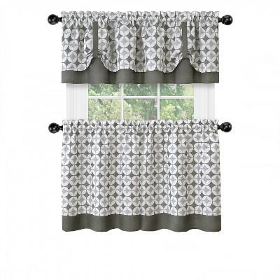 Modern Valance Curtains Target
