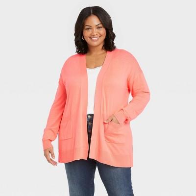 Women's Plus Size Cardigan - Ava & Viv™