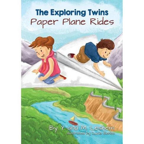The Exploring Twins - by  Y Leshem & M Leshem (Paperback) - image 1 of 1