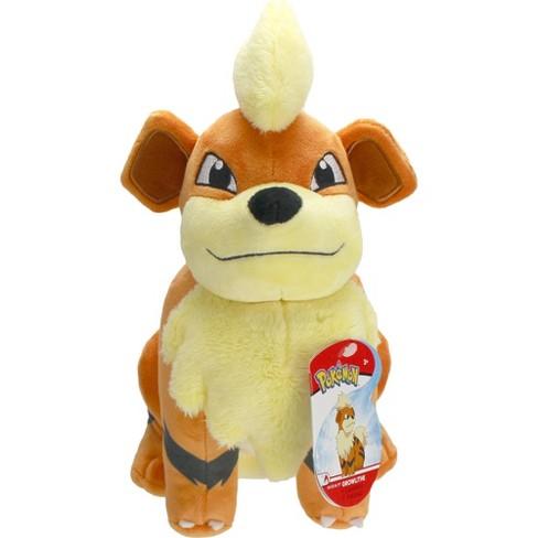 Pokemon 8 Inch Plush Growlithe