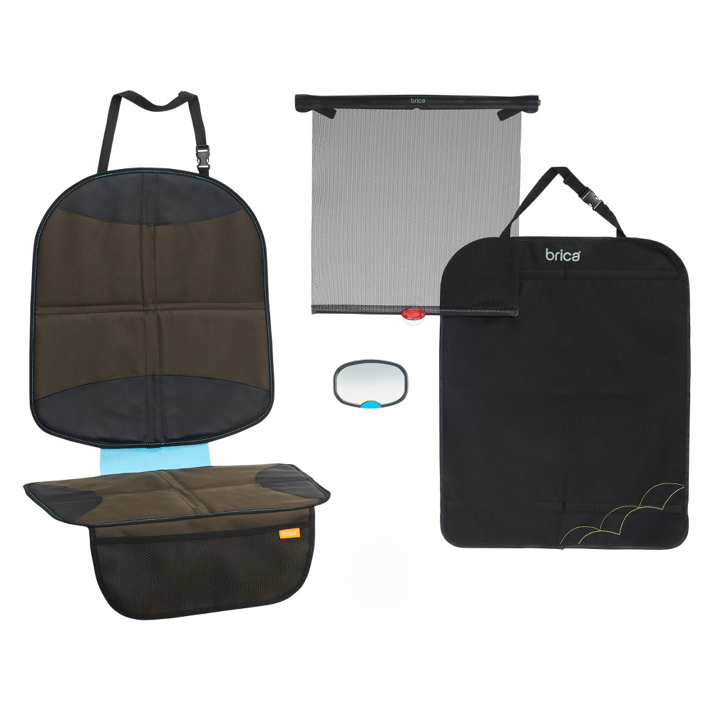 Image of Brica On the Go Travel Accessory Set - 5pc, Black