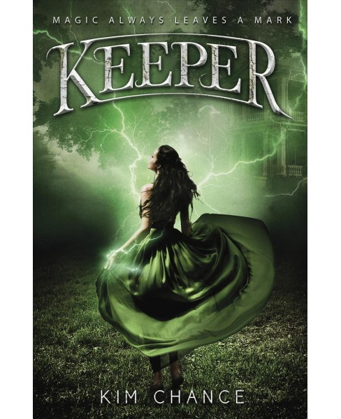 Keeper -  by Kim Chance (Paperback) - image 1 of 1