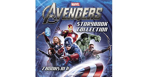 Marvel's the Avengers Storybook Collection (Hardcover) - image 1 of 1
