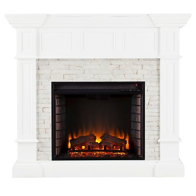 Southern Enterprises Maison Convertible Electric Fireplace