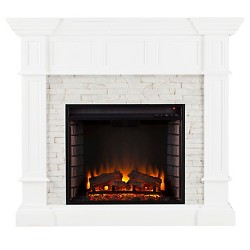 Maison Convertible Electric Fireplace