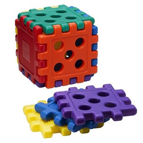 CarePlay Grid Blocks - 16 Piece - image 1 of 1