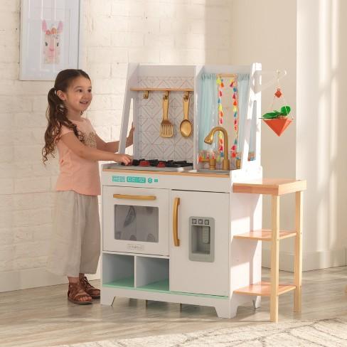 Kidkraft Boho Bungalow Play Kitchen Target