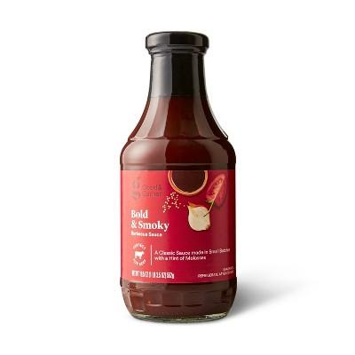 Bold & Smoky Barbecue Sauce - 19.5oz - Good & Gather™