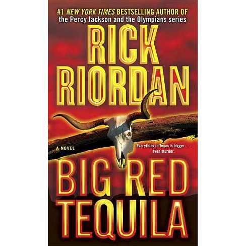 Big Red Tequila - (Tres Navarre) by  Rick Riordan (Paperback) - image 1 of 1