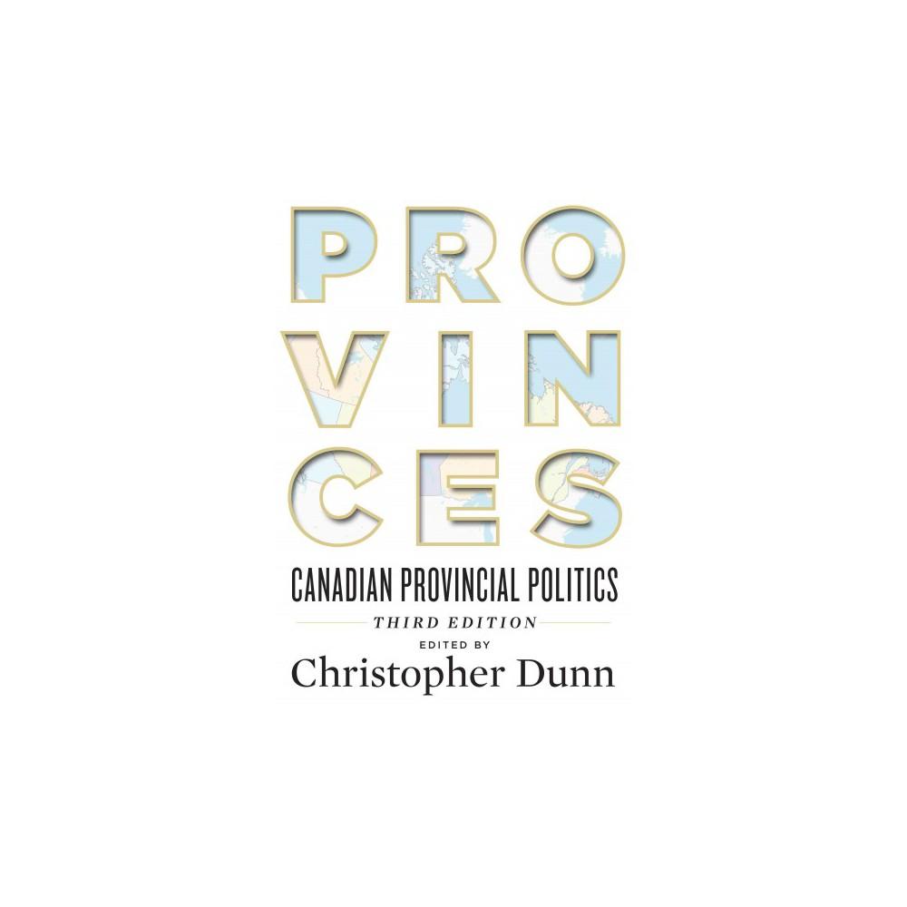 Provinces (Paperback), Books