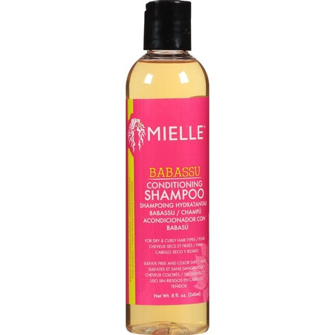 Mielle Organics Babassu Oil Conditioning Sulfate-Free Shampoo - 8 fl oz - image 1 of 3