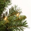 2ft National Christmas Tree Company Pre-Lit Majestic Fir Artificial Christmas Tree in Gold Cloth Bag with 35 Clear lights - image 4 of 4