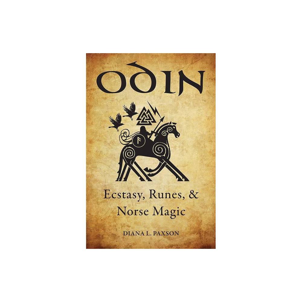 Odin By Diana L Paxson Paperback