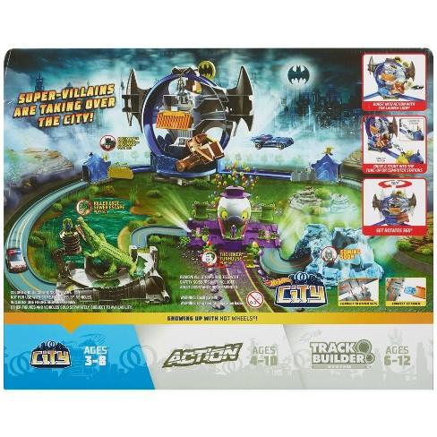 92774046b2fe Hot Wheels City Batman Batcave Trackset. Shop all Hot Wheels