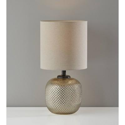Vivian Table Lamp with Night Light Bronze - Adesso